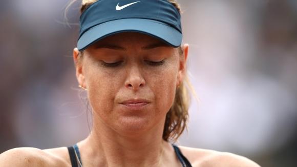 """5-кратната шампионка от """"Големия шлем"""" Мария Шарапова за втора поредна"""