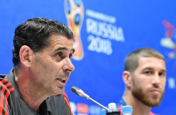 Новият селекционер на Испания Фернандо Йеро е убеден, че проблемите