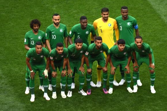 Част от футболистите на Саудитска Арабия ще бъдат наказани за