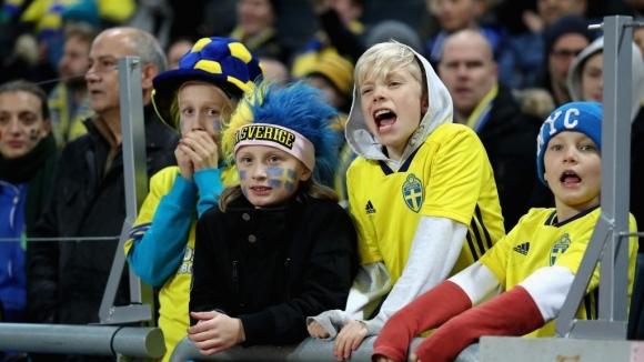 Около 10 хиляди фенове от Швеция са закупили билети за