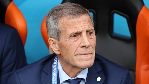 Наставникът на Уругвай Оскар Табарес остана доволен от днешната победа