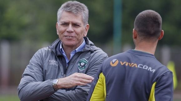 Генералният мениджър на Лудогорец Пауло Аутори не бърза да мисли