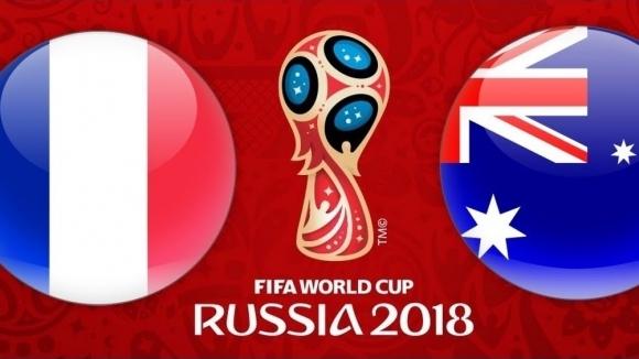 Днес в 13:00 часа националният отбор на Франция излиза в