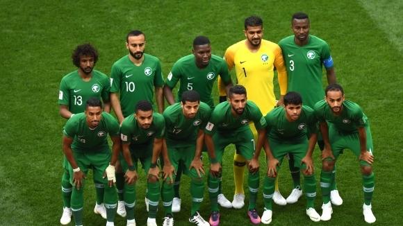 Футболистите от националния отбор на Саудистка Арабия няма да бъдат