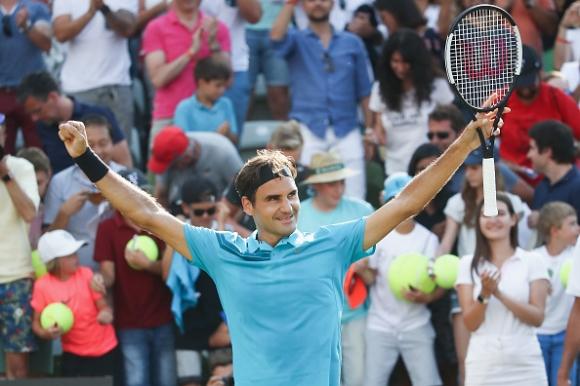 Роджър Федерер се класира за първи път в кариерата си