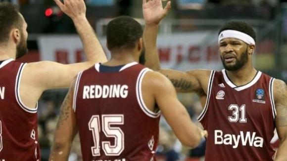 Байерн (Мюнхен) завоюва шампионската титла на Германия по баскетбол за