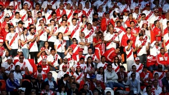 Първият задържан фен на Световното първенство по футбол в Русия