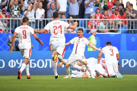 Отборите на Коста Рика и Сърбия излизат в мач от