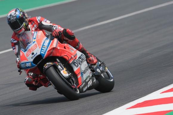 Хорхе Лоренсо наистина намери правилния ритъм с Ducati в MotoGP
