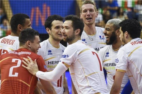 Франция записа трета победа на турнира във Варна от Лигата