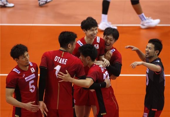 Волейболистите от националния отбор на Япония записаха нова победа след