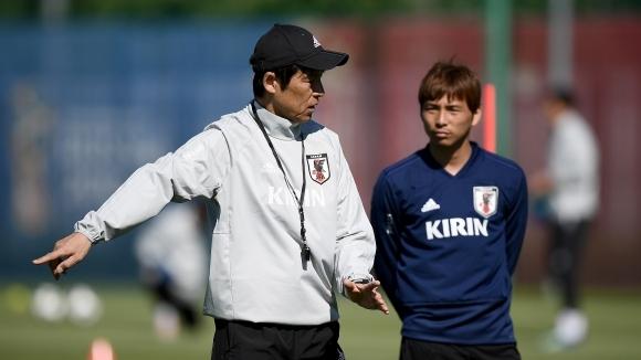 Селекционерът на японския национален отбор Акира Нишино призна, че преднамерено