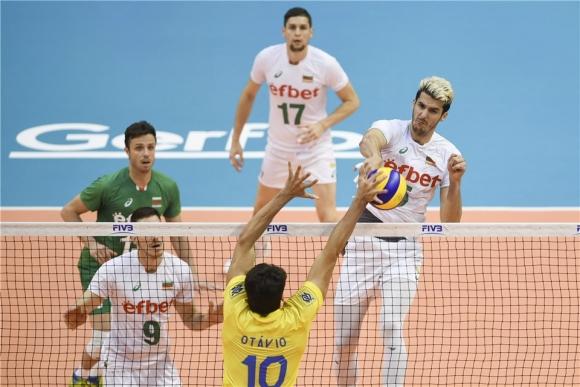 Волейболният национал Светослав Гоцев призна след страхотната победата на България