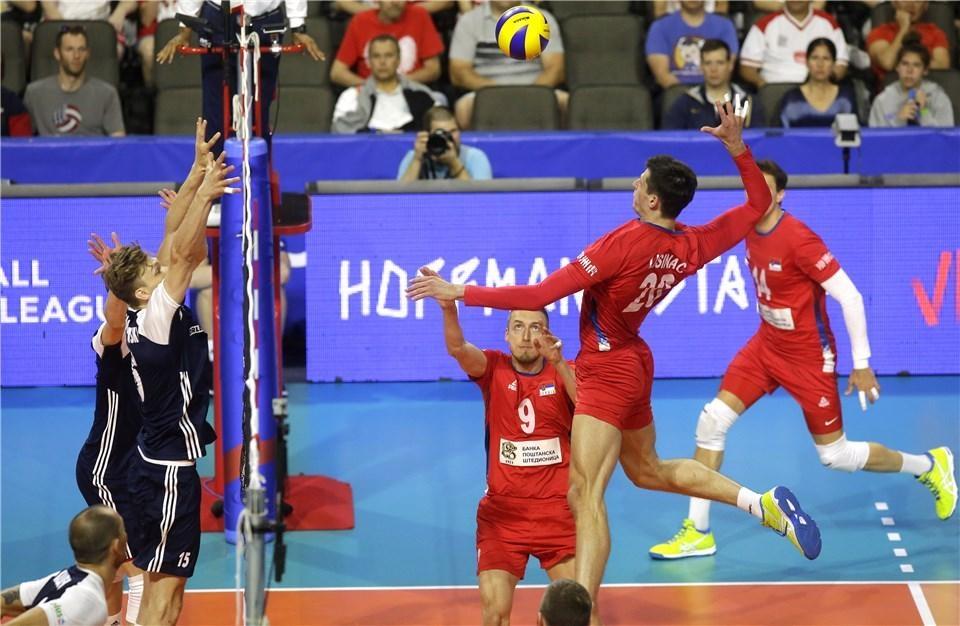 Националите на Сърбия записаха 8-и успех в Лигата на нациите,