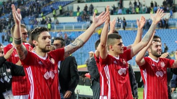 Вече са ясни отборите, срещу които ЦСКА-София може да се