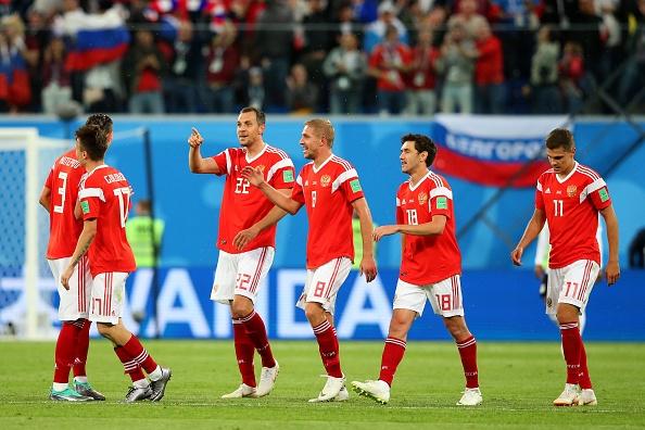 Националният отбор на Русия беше подложен на убийствени критики преди