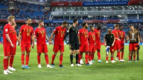 Белгийският национален отбор по футбол няма да тренира днес, се