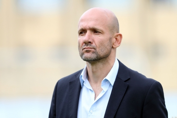 Стаж в Анортозис ще започне Милен Радуканов. 45-годишният треньор напусна