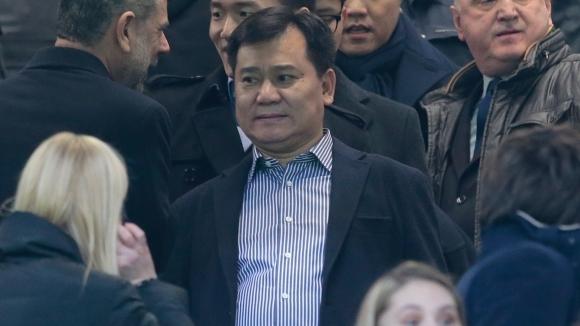 Мажоритарният собственик на Интер Жанг Жиндонг е готов да откупи