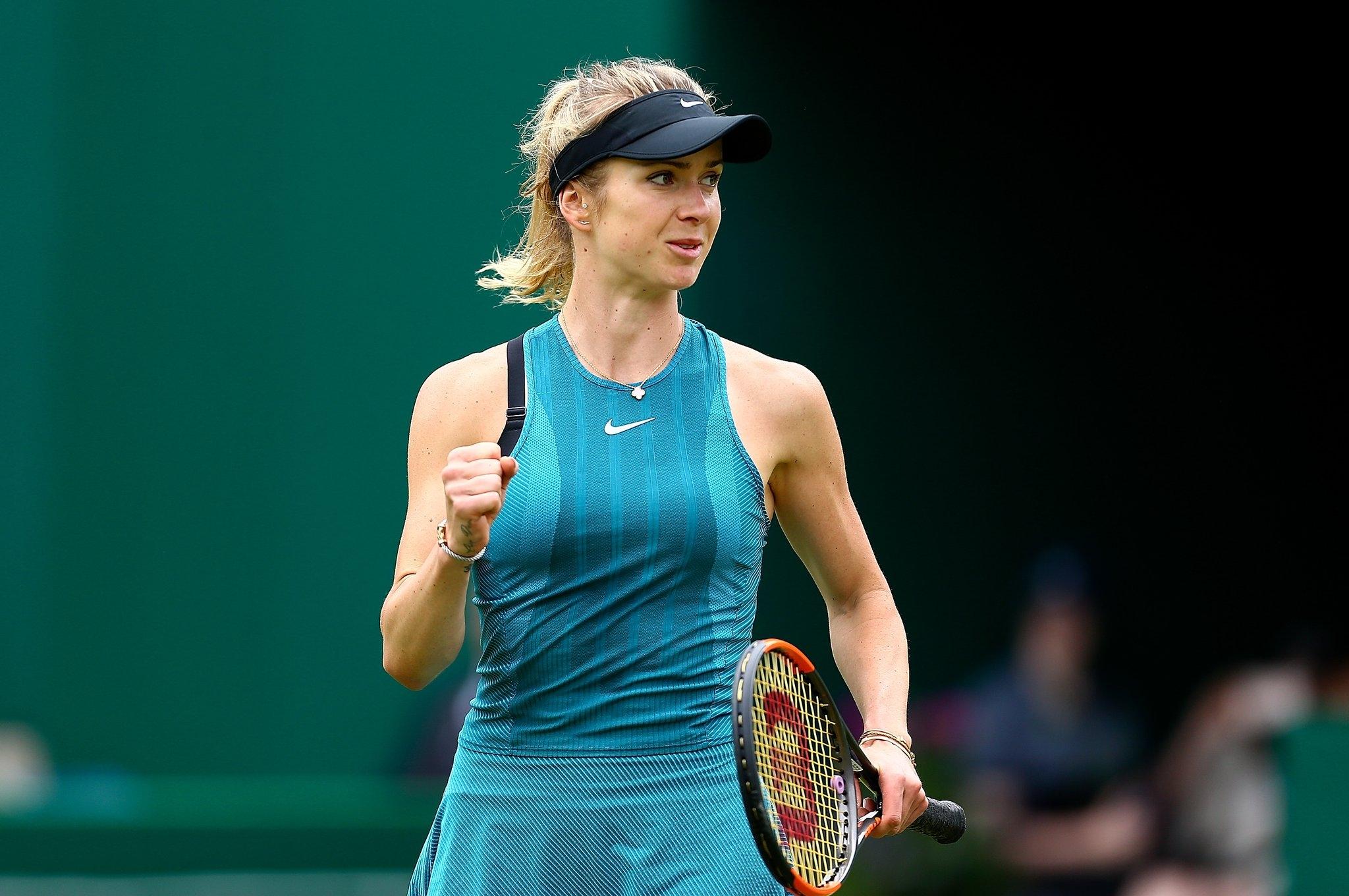 Номер 5 в световната ранглиста Елина Свитолина (Украйна) се класира