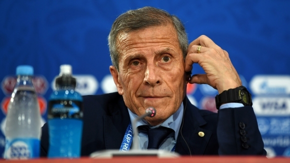Старши треньорът на Уругвай Оскар Табарес призна, че южноамериканците са