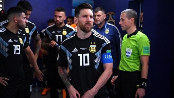 """Най-авторитетният аржентински спортен всекидневник """"Оле"""" е прогнозирал стартовия състав на"""