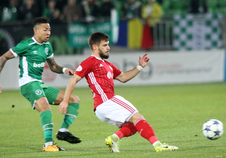 Полузащитникът Кристиян Малинов иска да напусне ЦСКА, ако получи предложение