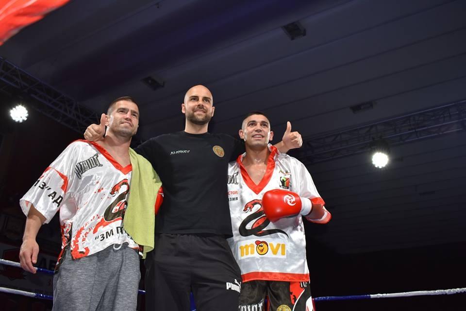 Йосиф Панов – Пепелянката е сред най-перспективните български професионални боксьори.
