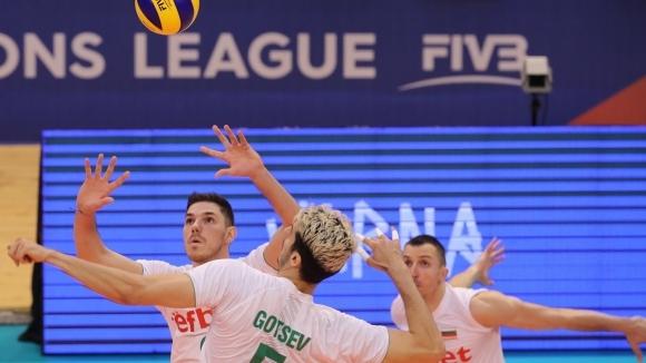 България излиза срещу Германия в мач №1 от група 19