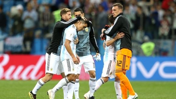 Отборът на Аржентина постави антирекорд по мачове без победа на