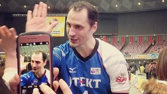 Бившият волейболен национал на България Матей Казийски коментира бъдещето си
