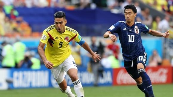На Колумбия й предстои финал срещу Полша, категоричен е нападателят