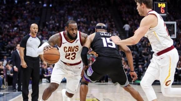 Винс Картър е един от играчите в НБА, които имат