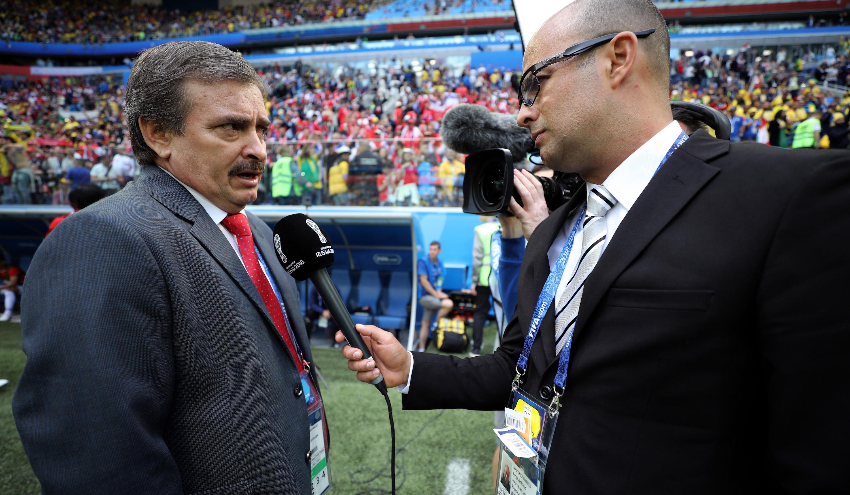 Селекционерът на Коста Рика Оскар Рамирес смята, че отборът му