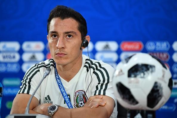 Капитанът на мексиканския национален отбор Андрес Гуардадо призова своите съотборници