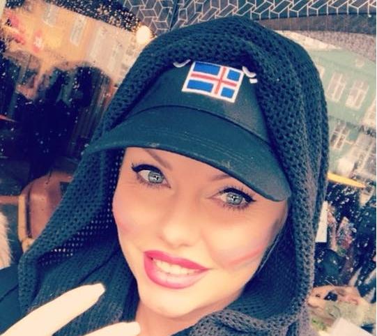 Ледената кралица Асдис Ран подреди своята класация за най-горещите исландски