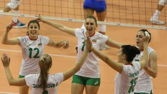 Националката Мира Тодорова оглави класацията на най-добрите блокировачи началъндж турнира