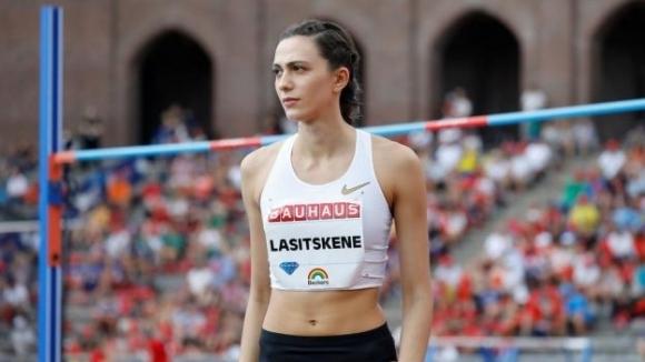 Световната шампионка на скок височина Мария Ласицкене записа 44-а поредна