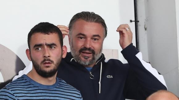 Един от най-добрите ни футболни треньори в България - Ясен