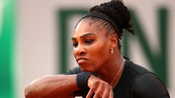 Бившата водачка в световната ранглиста по тенис Серина Уилямс може