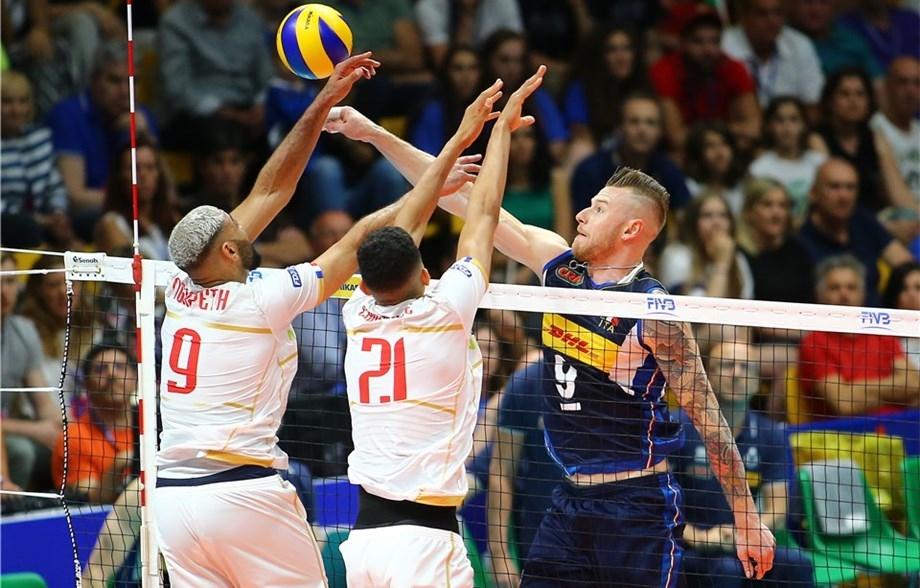 Националите на Италия записаха осма победа в Лигата на нациите,