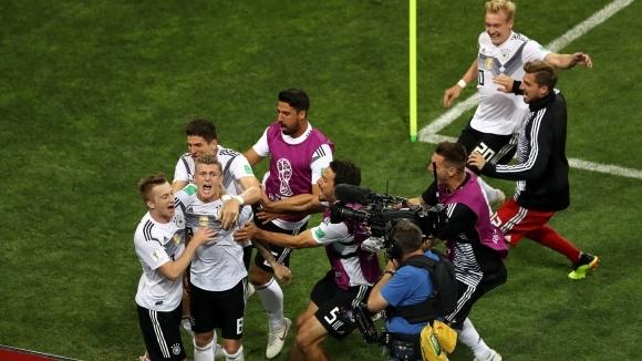 Заслужено ли световният шампион Германия стигна до драматичната победа с
