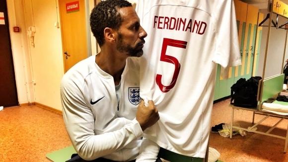 Бившият защитник на анлийския национален отбор и Манчестър Юнайтед Рио