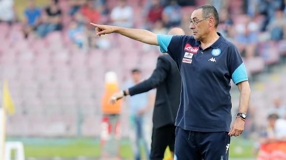 Италианският специалист Маурицио Сари ще пристигне в Лондон в понеделник,