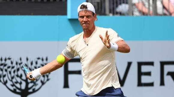 Водещият чешки тенисист Томаш Бердих отказа участие на Откритото първенство