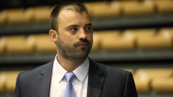 Людмил Хаджисотиров – Удо, старши треньор на баскетболния тим на