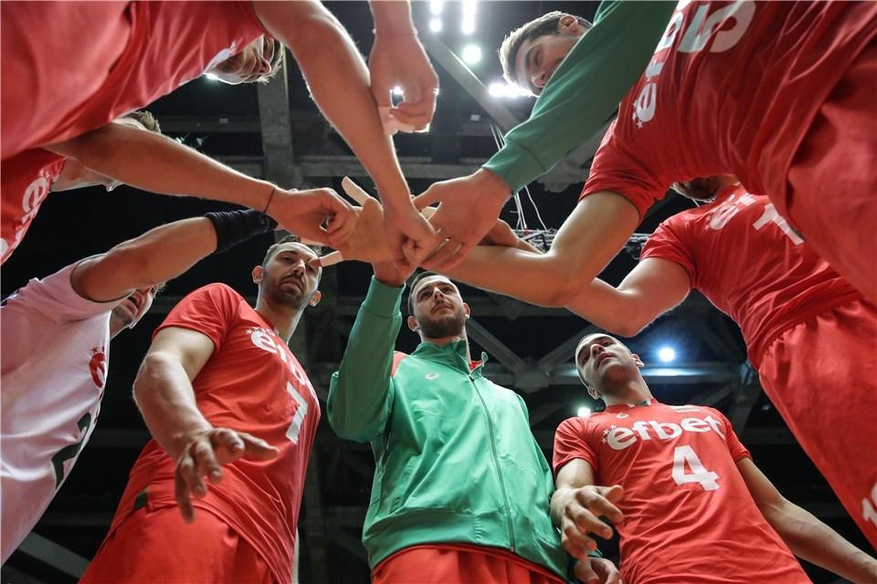 Волейболистите от националния отбор на България завършиха на 11-о място