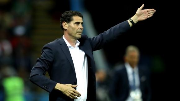 Селекционерът на испанския национален отбор Фернандо Йеро иска