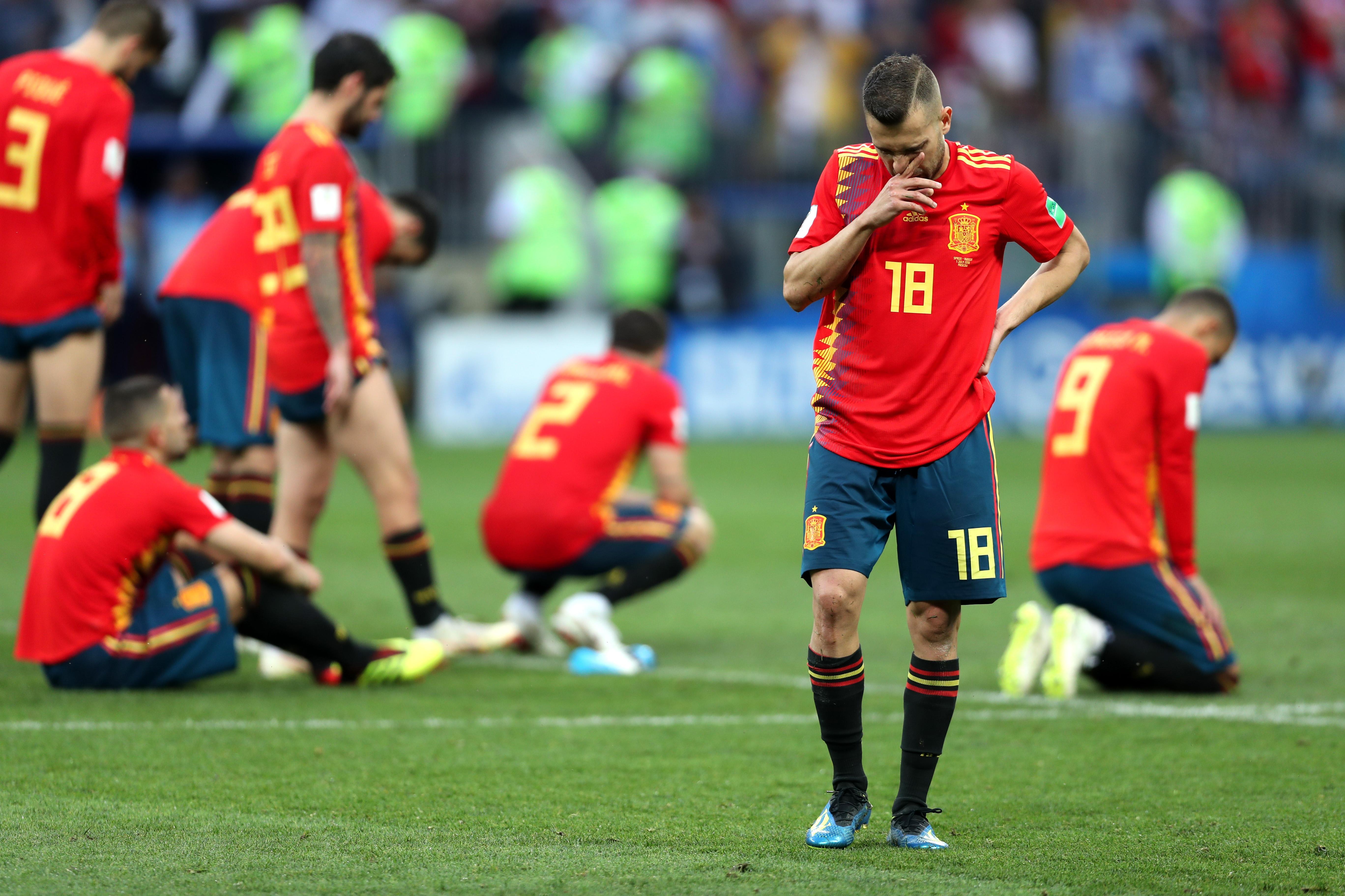 Испания напусна безславно световното първенство. Мондиал 2018 показва, че много