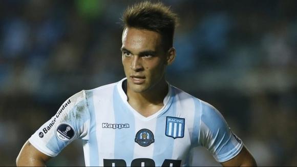 Аржентинският нападател Лаутаро Мартинес официално бе представен като футболист на